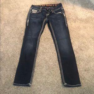 Rock Revival Easy Skinny Chile Jeans
